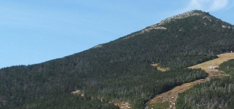 Little Whiteface Mountain peak