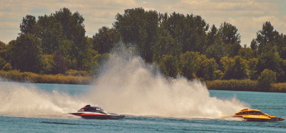 2014 Speed Boat races, Long Sault
